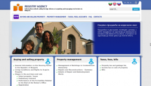 property information website